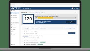 Adaptive Learning on BenchPrep Platform