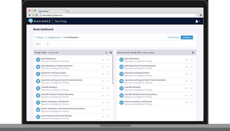 Curriculum Tool - BenchPrep Platform