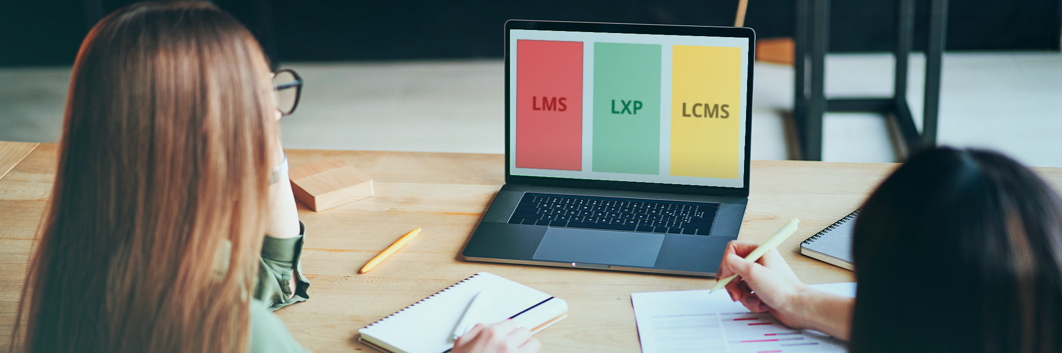 LMS vs LXP vs LCMS: Which Learning Solution Should You Choose?
